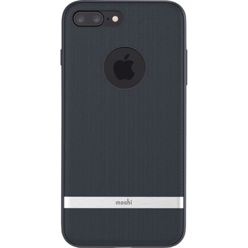 モシ メンズ PC・モバイルギア アクセサリー Vesta for iPhone 8/7 Plus Bahama Blue