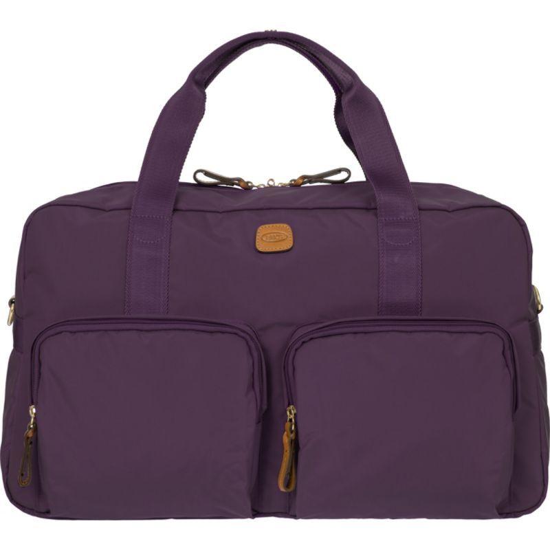 ブリックス メンズ スーツケース バッグ X-Bag 18 Boarding Duffle Violet