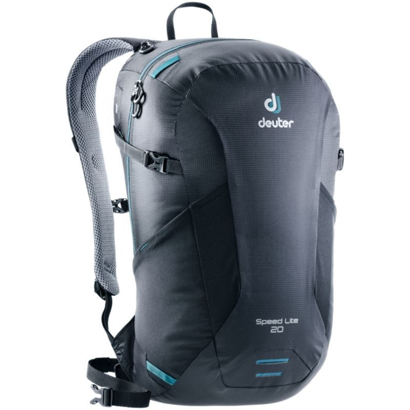 ドイター メンズ バックパック・リュックサック バッグ Speed Lite 20 Hiking Pack Black