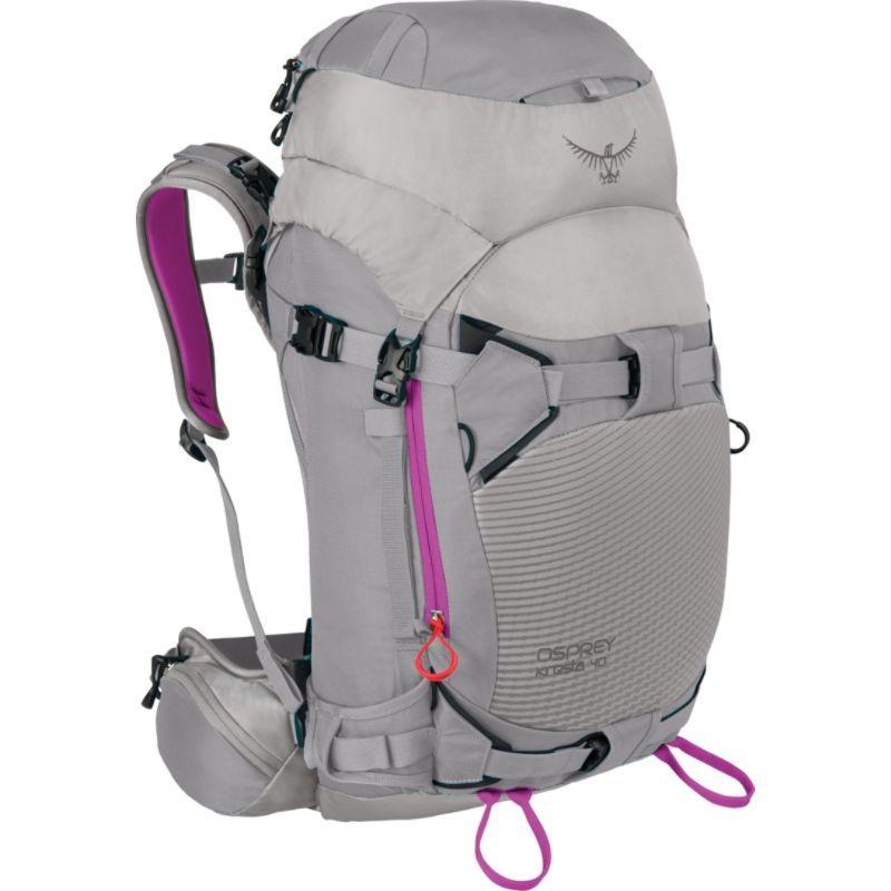 オスプレー メンズ ボストンバッグ バッグ Kresta 40 Hiking Backpack Twilight Grey S/M