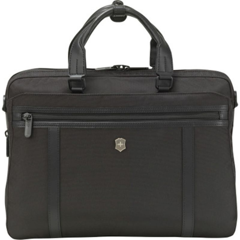 Crossbody Tablet Bag Victorinox Werks Professional 2.0 Dark Earth