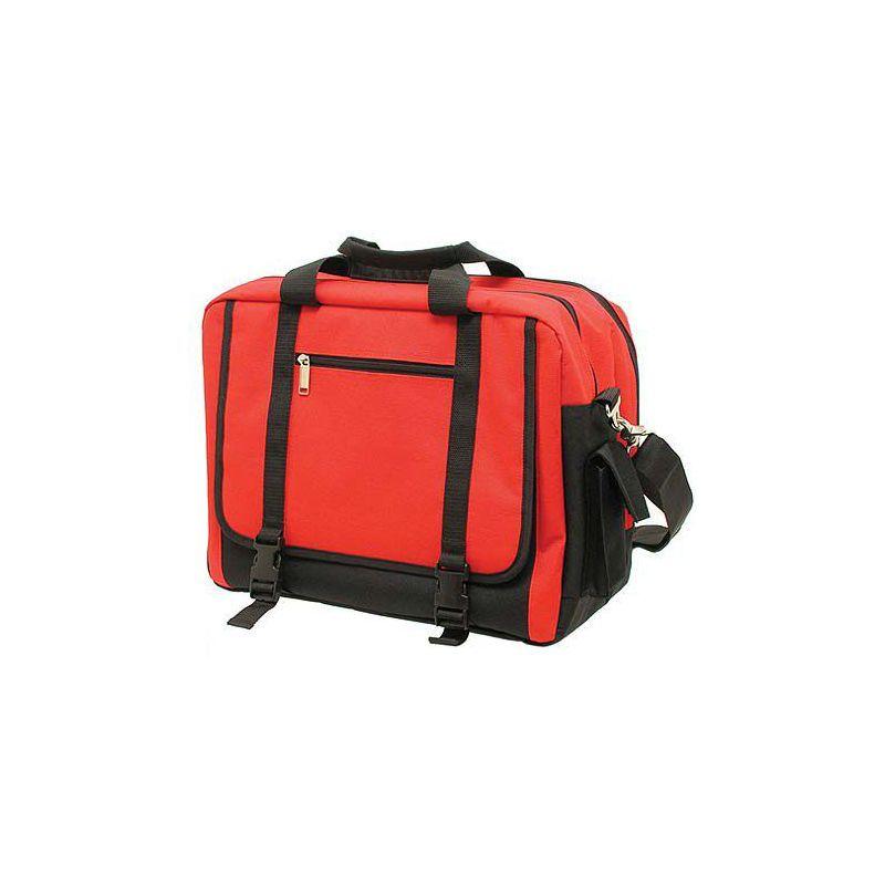 ネットパック メンズ スーツケース バッグ Rip-Stop Comp Brief Red