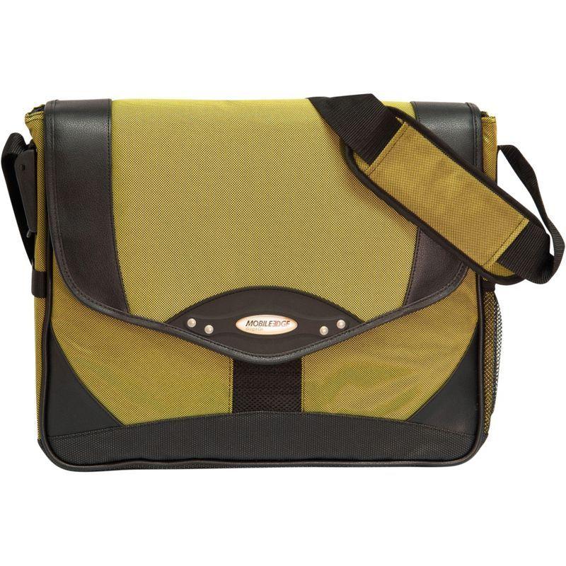 モバイルエッジ メンズ スーツケース バッグ Select Messenger Brief - 15.4PC / 15 MacBook Pro Yellow/Black