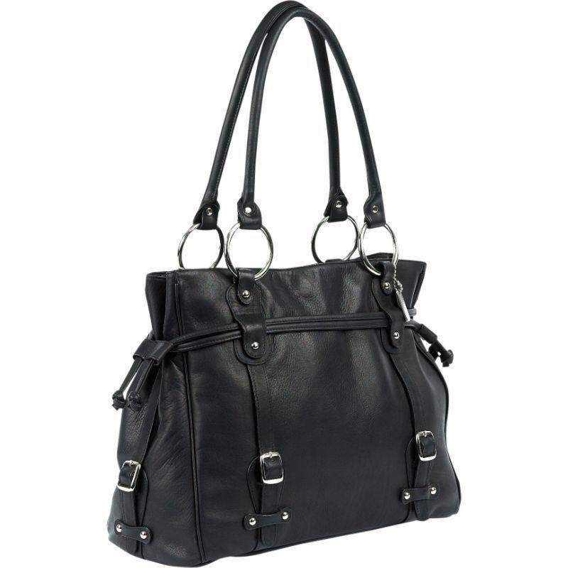 クレアーチャイス メンズ スーツケース バッグ Catalina Laptop Tote Black