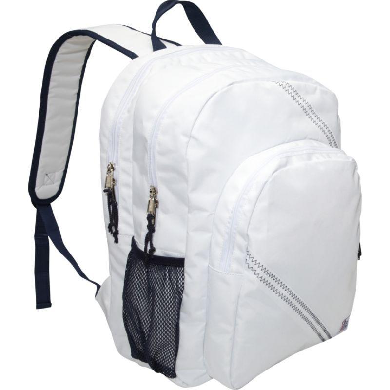 セイラーバッグ メンズ バックパック・リュックサック バッグ Sailcloth Backpack White