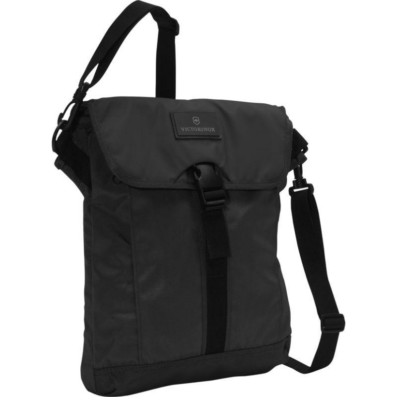 ビクトリノックス メンズ ショルダーバッグ バッグ Altmont 3.0 Flapover Digital Bag - 13 Black