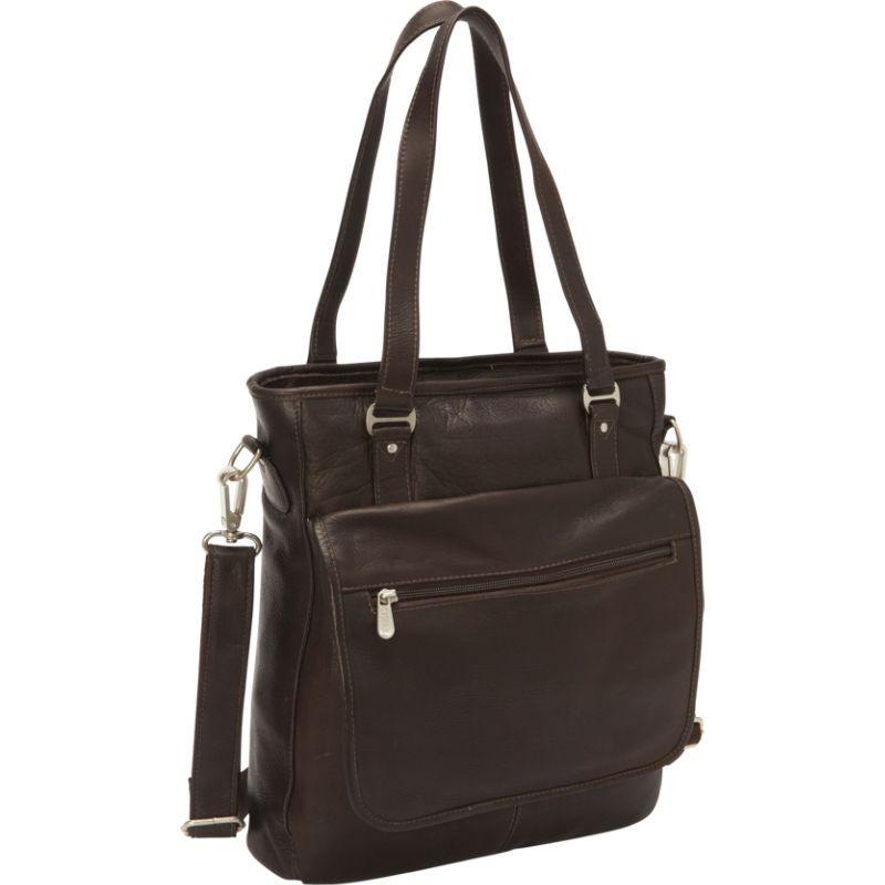 ピエール メンズ スーツケース バッグ Carry-All Tote Chocolate