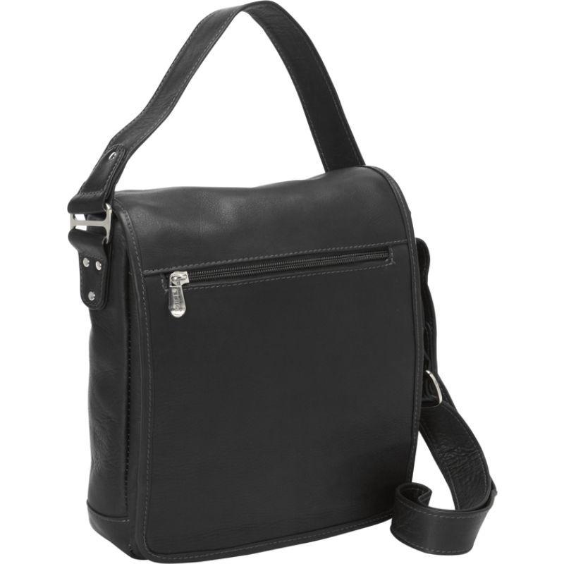 ピエール メンズ ショルダーバッグ バッグ iPad/Tablet Shoulder Bag Black