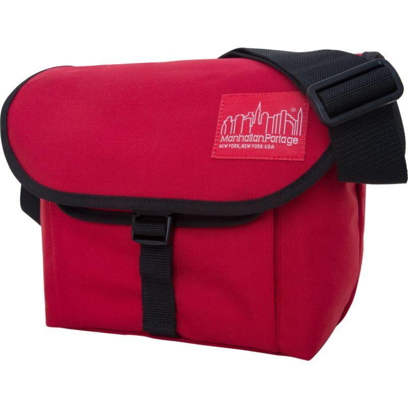 マンハッタンポーテージ メンズ ショルダーバッグ バッグ Aperture Camera Bag Red