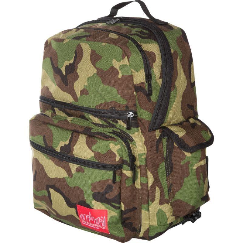 マンハッタンポーテージ メンズ バックパック・リュックサック バッグ Ken's Backpack Camo