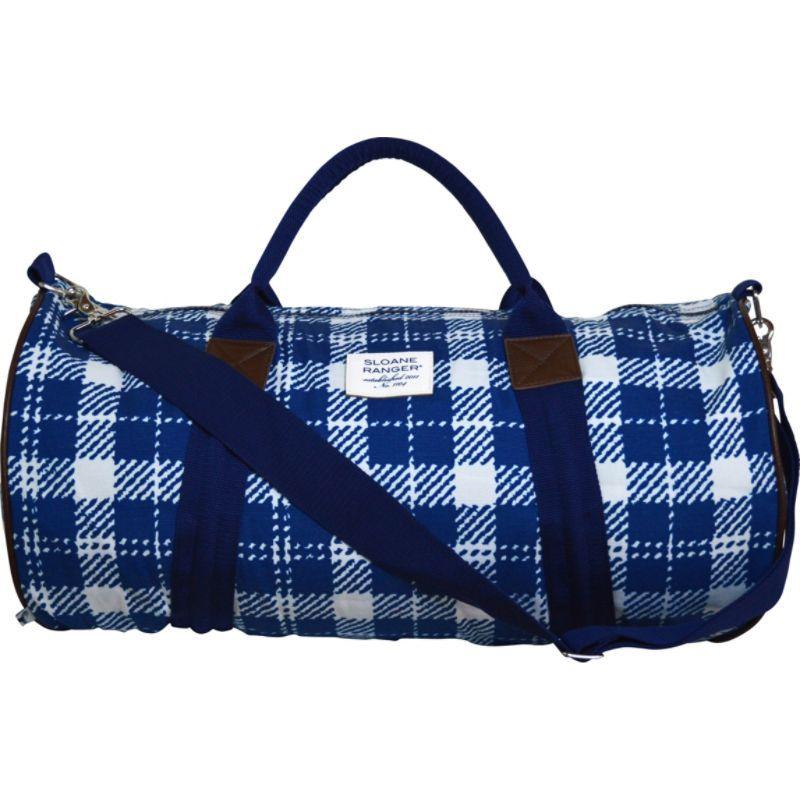 スローンレンジャー メンズ スーツケース バッグ Duffle Bag Classic Check