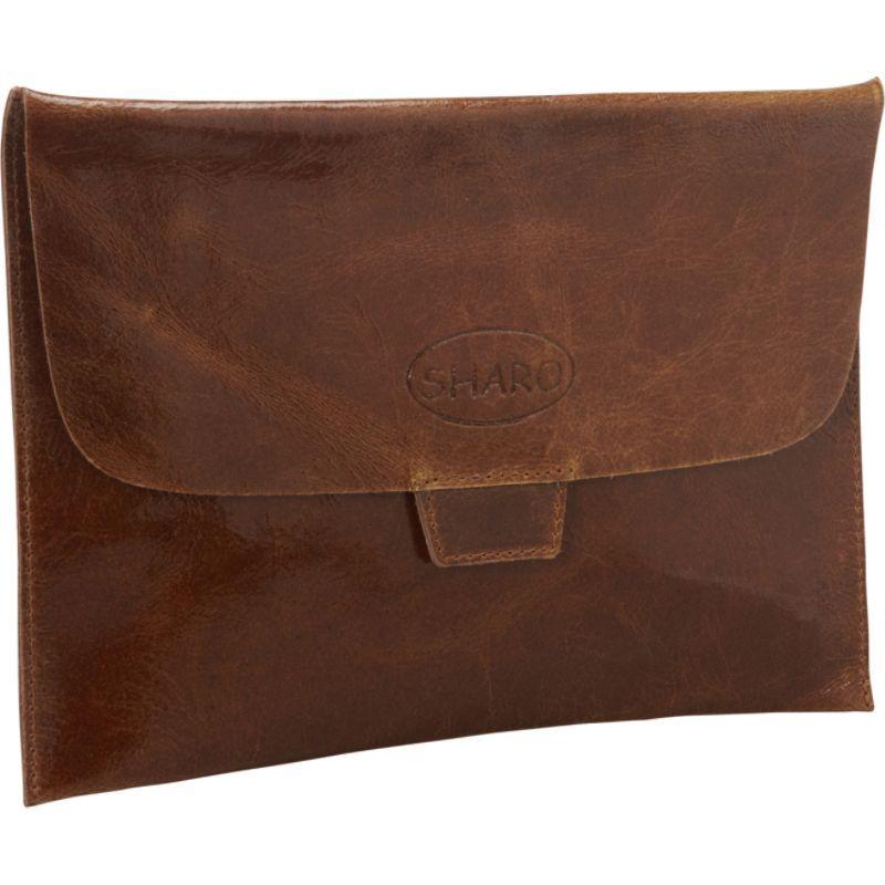 シャロレザーバッグス メンズ PC・モバイルギア アクセサリー iPad Air Case Brown