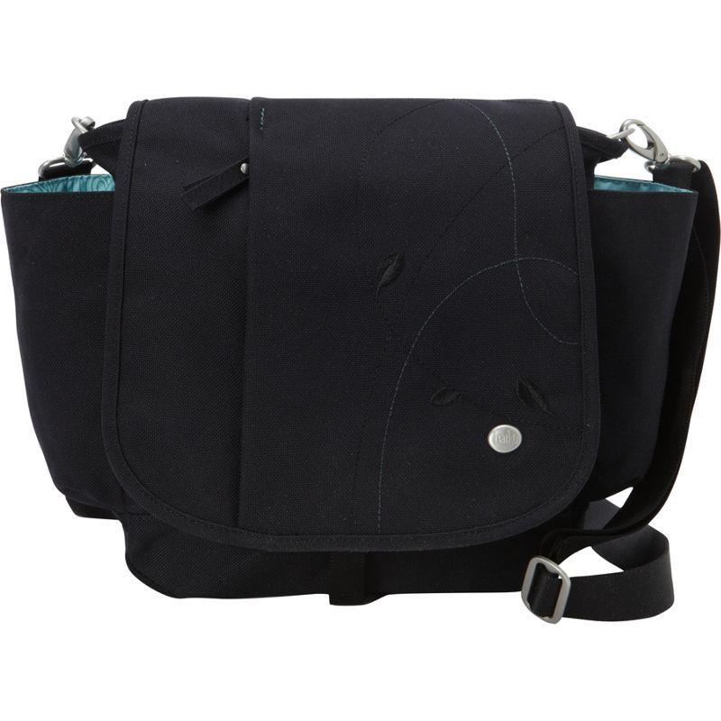 ハイク メンズ ボディバッグ・ウエストポーチ バッグ To Go Convertible Messenger Black Juniper, イービレッジ 5fd0e505