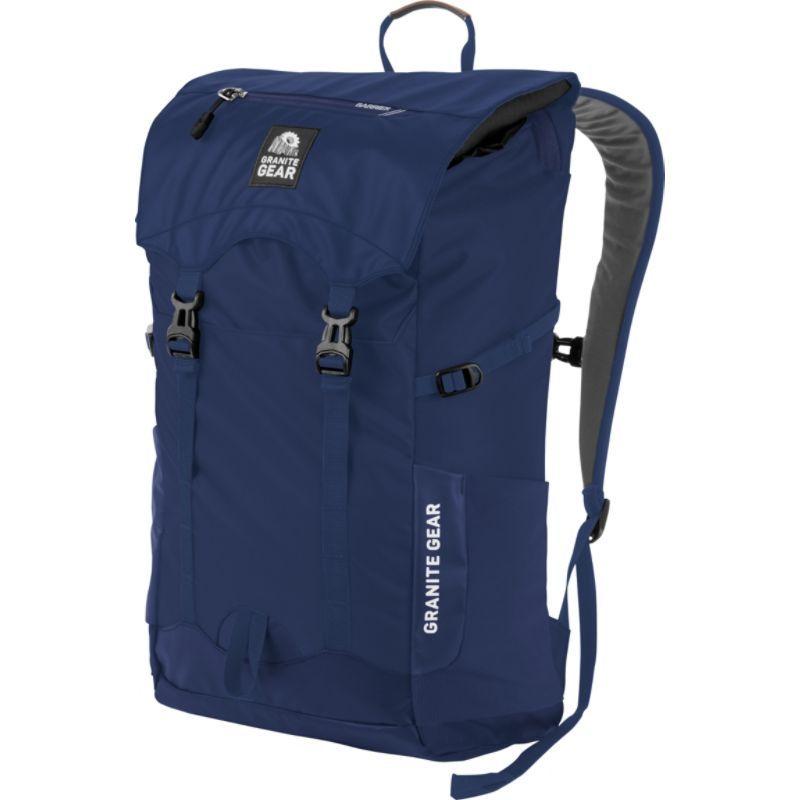グラナイトギア メンズ バックパック・リュックサック バッグ Brule Backpack Midnight Blue/Black