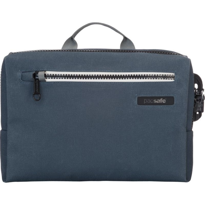 パックセーフ メンズ ショルダーバッグ バッグ Intasafe Sling Anti-Theft Shoulder Bag Navy Blue