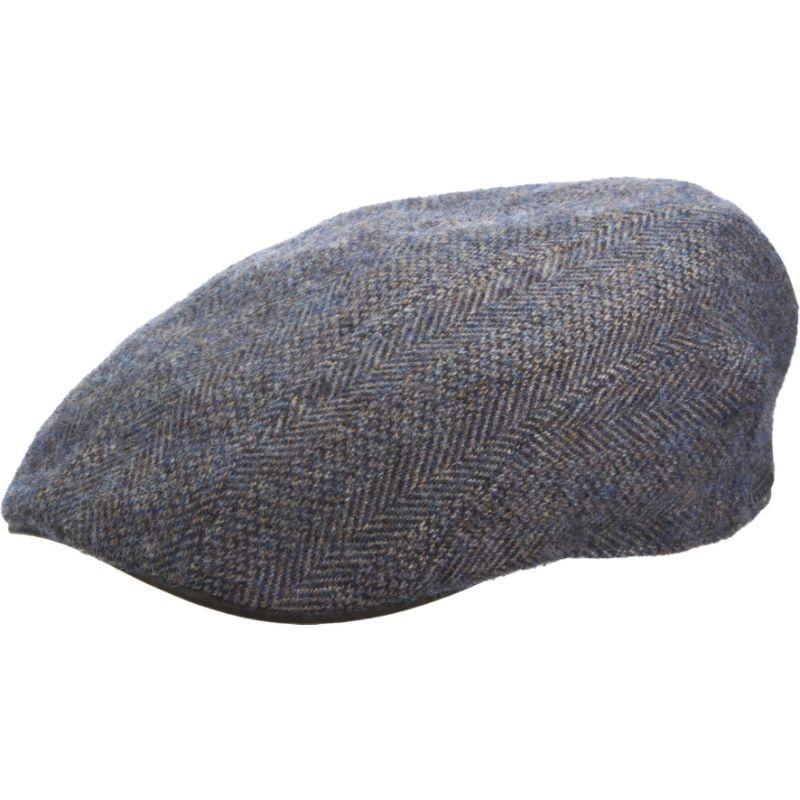 ステトソン メンズ 帽子 アクセサリー Virgin Wool Ivy Hat Grey-large