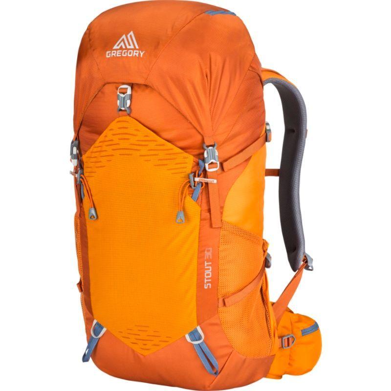 グレゴリー メンズ バックパック・リュックサック バッグ Stout 30 Backpack Prairie Orange