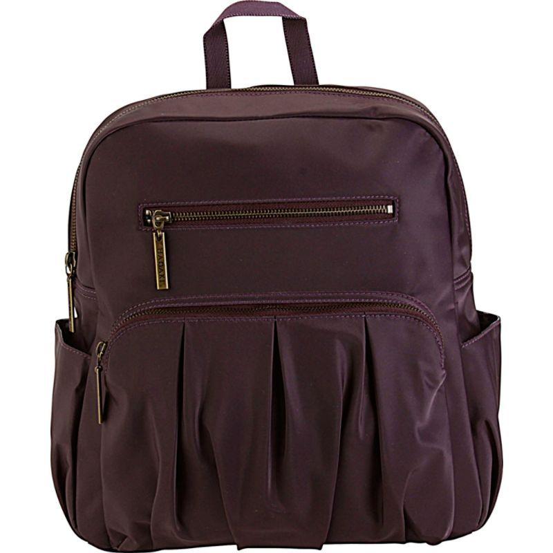 ハダキ メンズ ショルダーバッグ バッグ Urban Backpack Plum Perfect Solid
