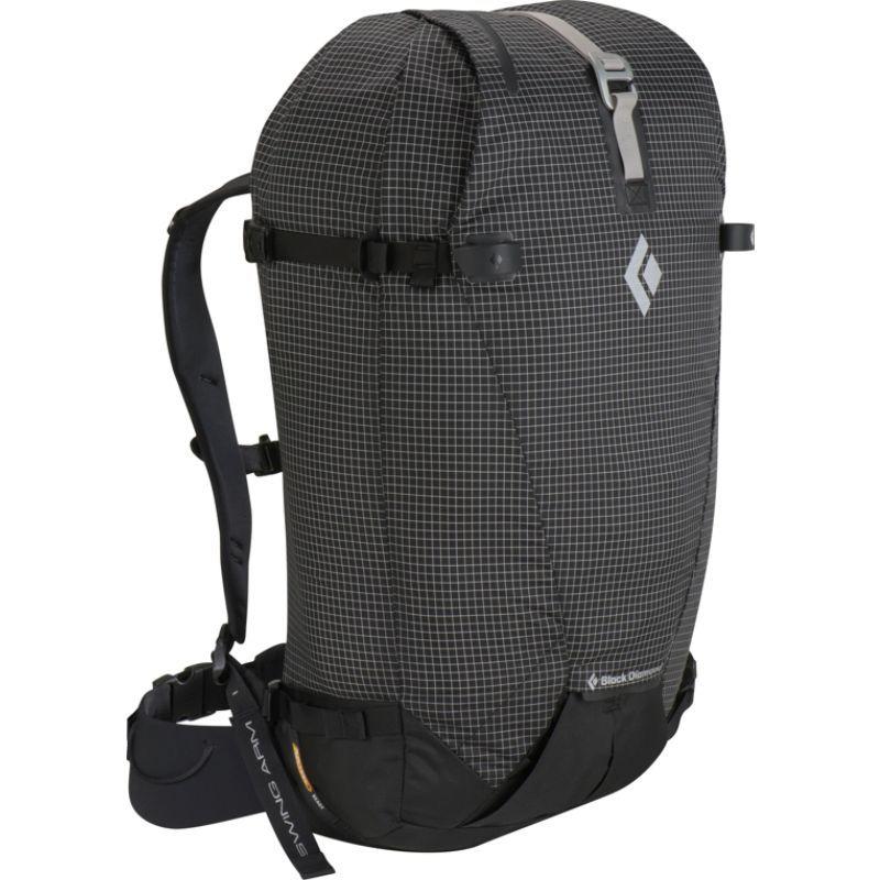 ブラックダイヤモンド メンズ ボストンバッグ バッグ Cirque 45 Ski Pack Black - Medium/Large