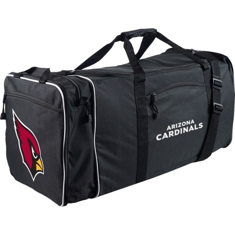 NFL メンズ ボストンバッグ バッグ Steal Duffel Arizona Cardinals