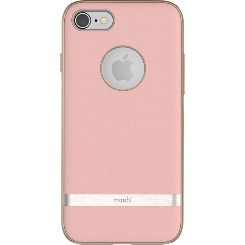 モシ メンズ PC・モバイルギア アクセサリー Vesta for iPhone 8/7 Pink