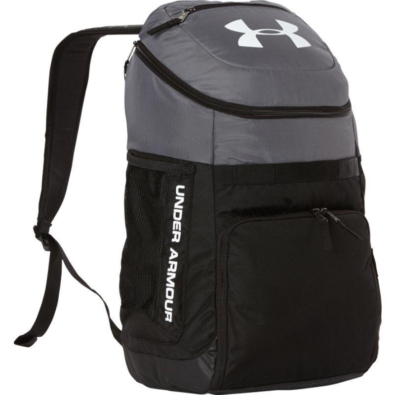 アンダーアーマー メンズ バックパック・リュックサック バッグ UA TEAM Undeniable Backpack Graphite/Black/White