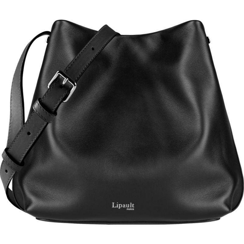 リパルトパリ メンズ ショルダーバッグ バッグ By The Seine Bucket Shoulder Bag Black
