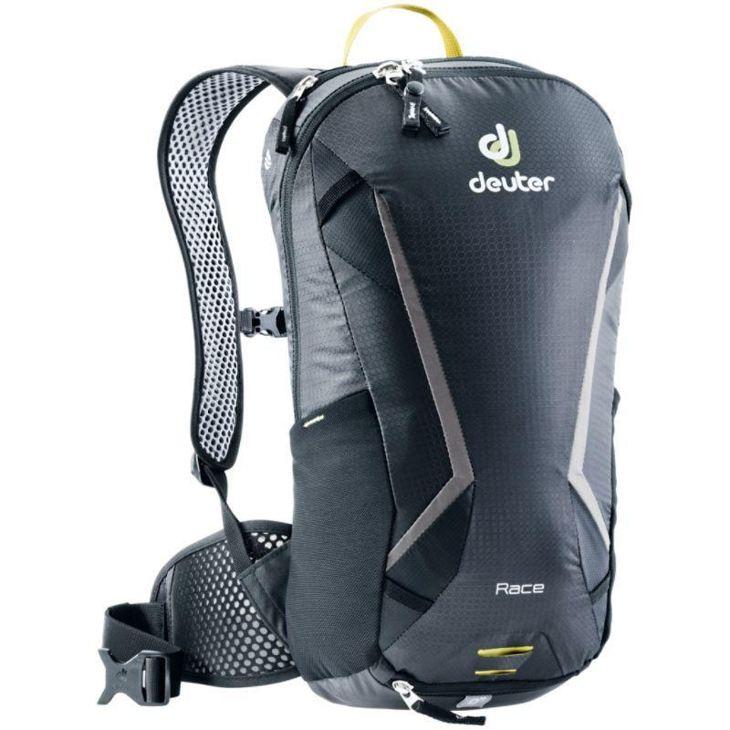 ドイター メンズ バックパック・リュックサック バッグ Race Hydration Hiking Pack Black