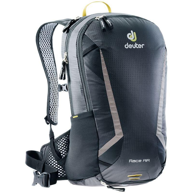 ドイター メンズ バックパック・リュックサック バッグ Race Air Hydration Hiking Pack Black