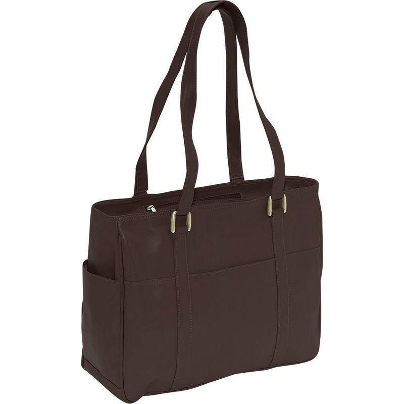 ピエール メンズ トートバッグ バッグ Small Shopping Bag Chocolate