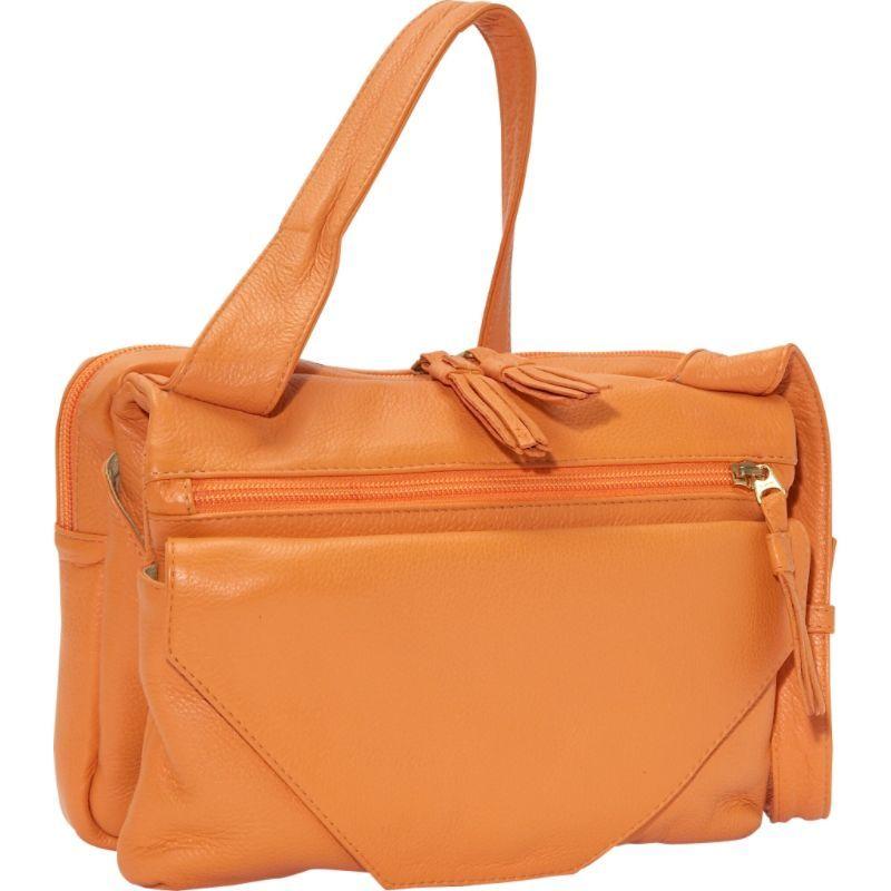 ジェイピーオースアンドシー メンズ ショルダーバッグ バッグ Mega Bag Tangerine