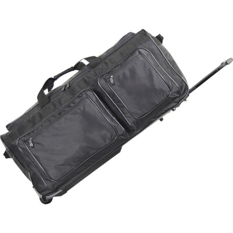 ネットパック メンズ スーツケース バッグ 30 Max Load Ballistic Wheeled Duffel Black