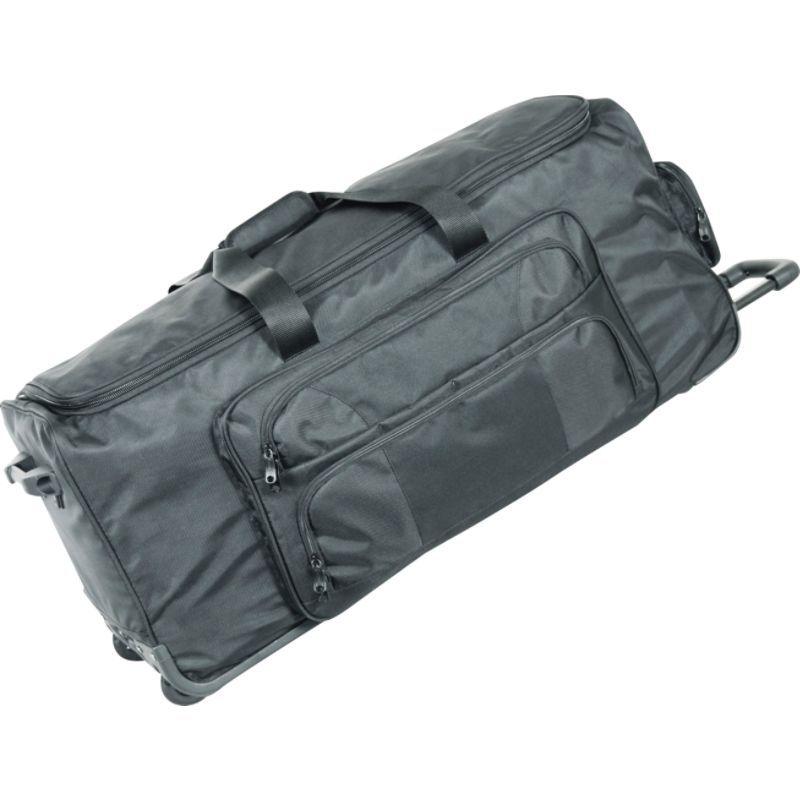 ネットパック メンズ スーツケース バッグ 40 Ultra Deluxe Wheeled Duffel Black