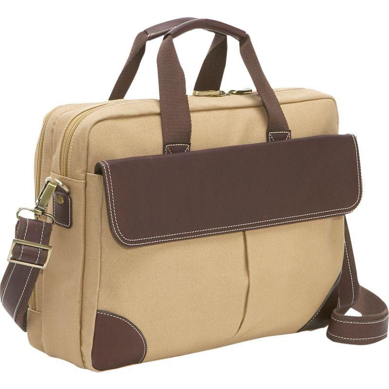 ベリノ メンズ スーツケース バッグ Computer Brief Sand