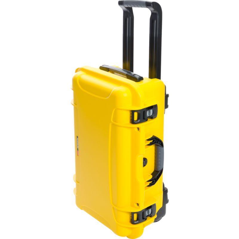 ナヌク メンズ スーツケース バッグ 935 Water Tight Protective Case Yelllow