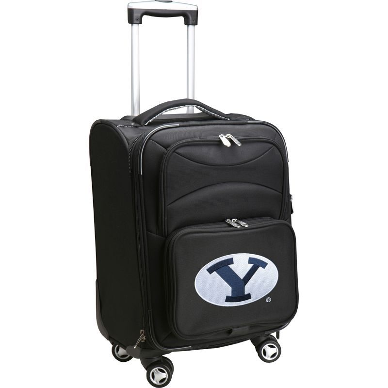 デンコスポーツ メンズ スーツケース バッグ NCAA 20 Domestic Carry-On Spinner Brigham Young University Cougars