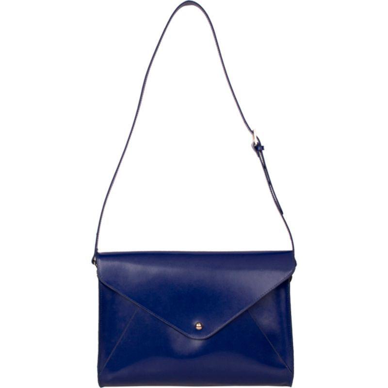 ペーパーシンクス メンズ ボディバッグ・ウエストポーチ バッグ Large Envelope Bag Navy Blue
