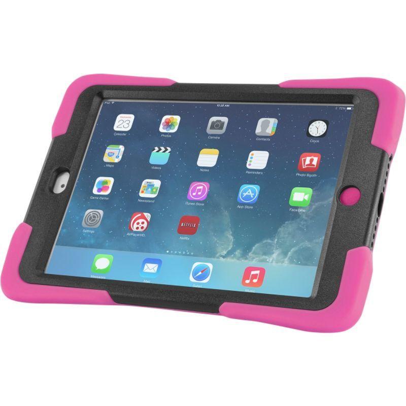 デバイスウェア メンズ PC・モバイルギア アクセサリー Caseiopeia Keepsafe Kick for iPad Mini Pink