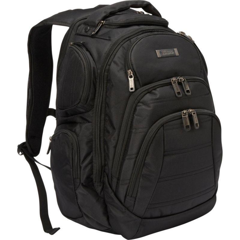 ケネスコール メンズ スーツケース バッグ Pack of All Trades 17 Laptop Business Backpack Black