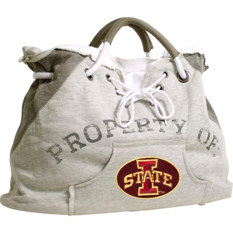 リトルアース メンズ トートバッグ バッグ Hoodie Tote - Big 12 Teams Iowa State University