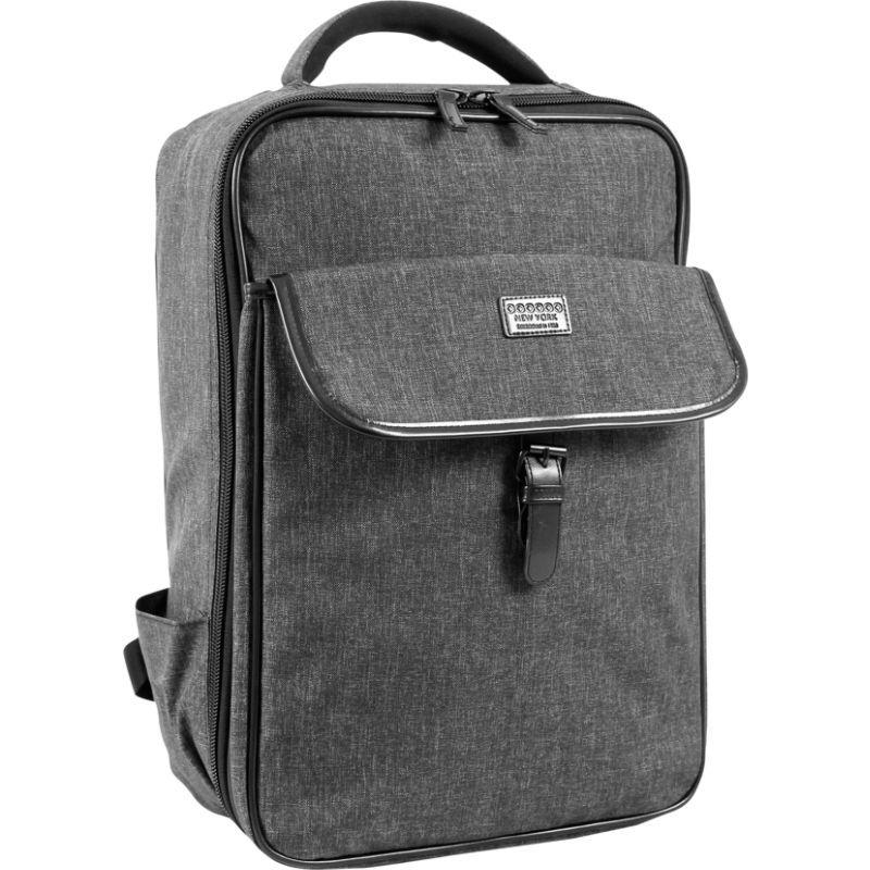 ジャイワールドニューヨーク メンズ スーツケース バッグ Class Laptop Backpack Black