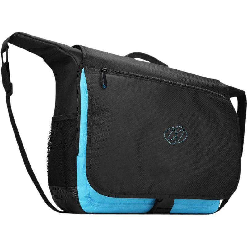 マックケース メンズ スーツケース バッグ 15 MacBook Pro Messenger Bag with Sleeve Black