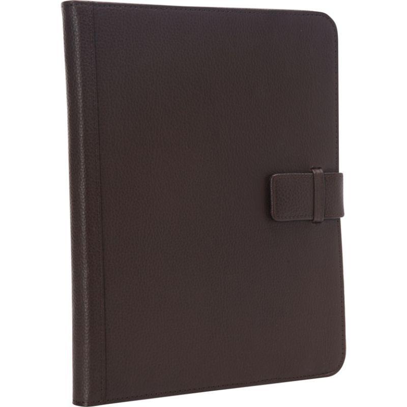 グッドホープバッグ メンズ PC・モバイルギア アクセサリー Universal Leather Tablet Case Brown
