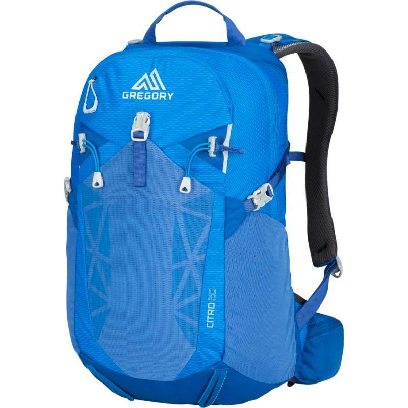 グレゴリー メンズ バックパック・リュックサック バッグ Citro 20 3D-Hyd Hiking Backpack Tahoe Blue