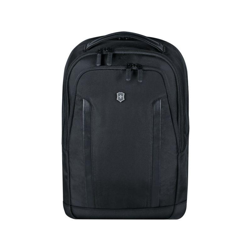 ビクトリノックス メンズ バックパック・リュックサック バッグ Altmont Professional Compact Laptop Backpack Black