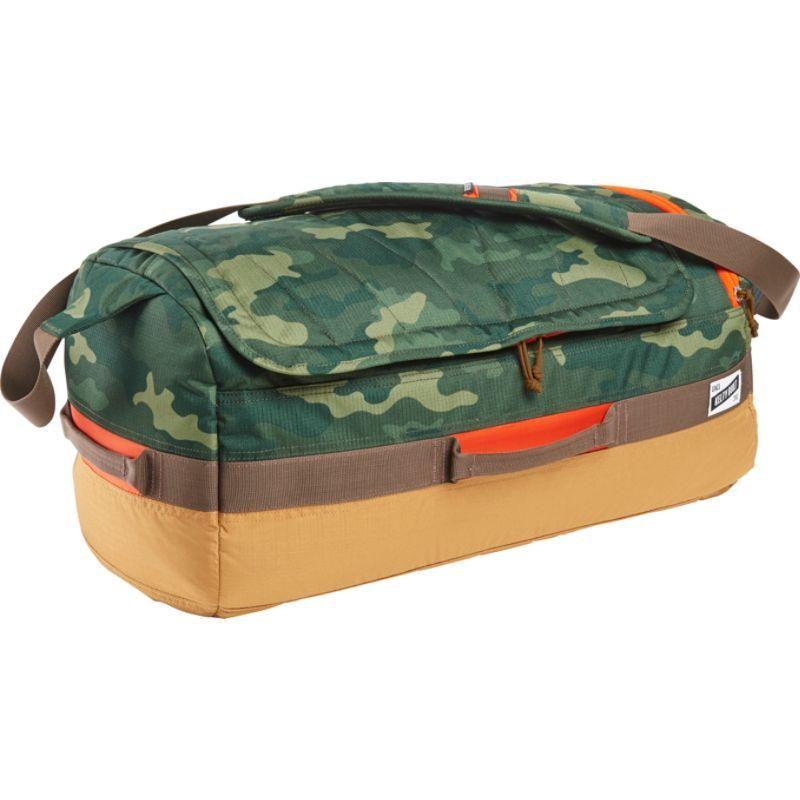 ケルティ メンズ スーツケース バッグ Dodger 40L Travel Duffel Green Camo