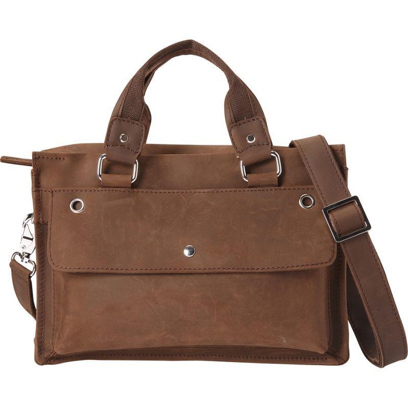ヴァガボンドトラベラー メンズ ショルダーバッグ バッグ Hand Lift Slim Messenger Bag Distress
