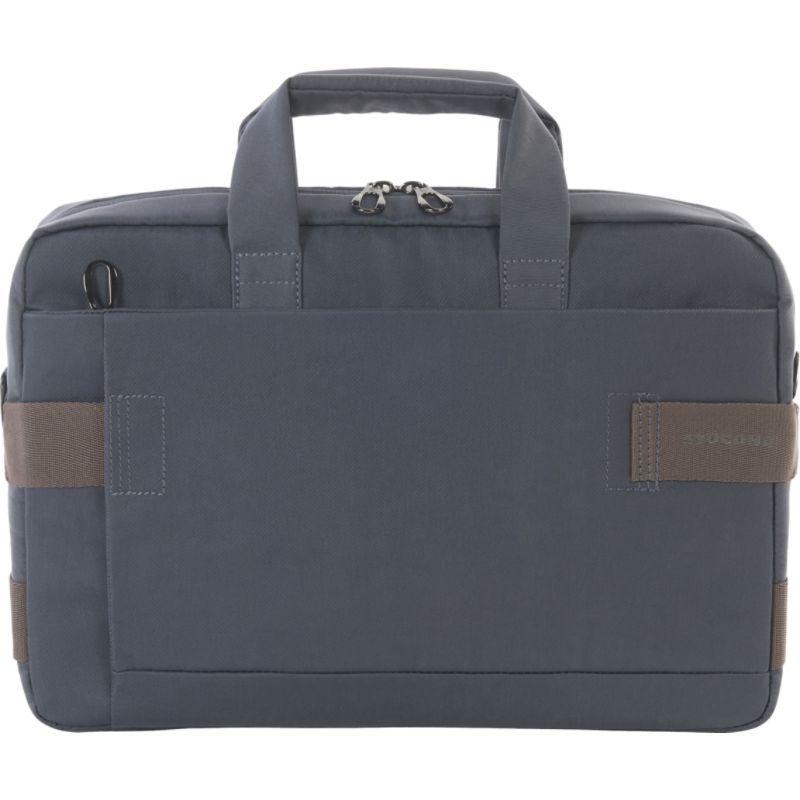 ツカーノ メンズ スーツケース バッグ Stria Slim Laptop Bag 13.3-14 Dark blue