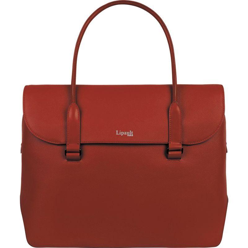リパルトパリ メンズ スーツケース バッグ Plume Elegance Leather Laptop Tote Bag Ruby