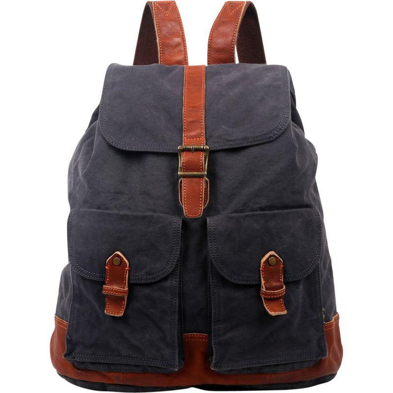ティエスディー メンズ バックパック・リュックサック バッグ Trail Breeze Backpack Dark Grey